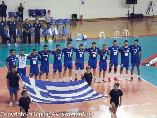 LIVE: Σλοβενία - Εθνική Ελλάδας Ανδρών EUROPEAN LEAGUE - 1o παιχνίδι