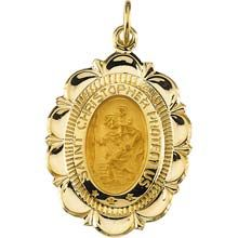 17 best images about saint christopher on pinterest necklaces enamels and yellow. Black Bedroom Furniture Sets. Home Design Ideas