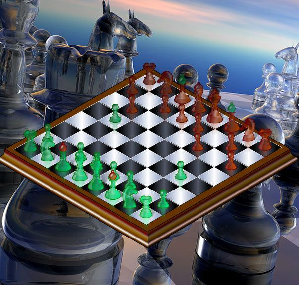 #Play #3D #Chess #Game Online For #Free