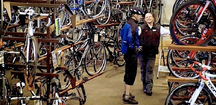 Bit of a bike rookie and don't know what to ask your local bike store? BikeRoar is here to help you with your next bicycle purchase:http://roa.rs/12R7Huz
