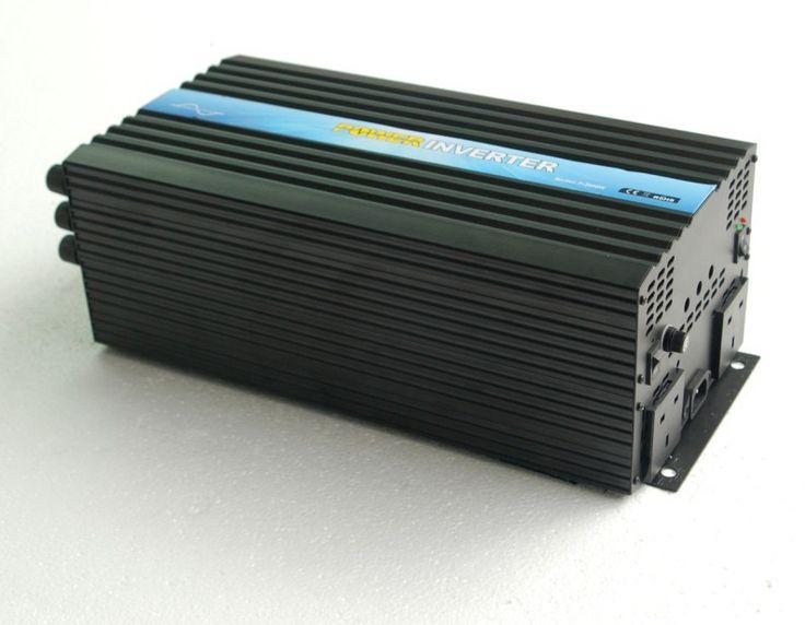 New Hot Sale 3000w Solar Air Conditioner Inverter, Inverter 24vdc to 240vac Britsh Sockets #Affiliate