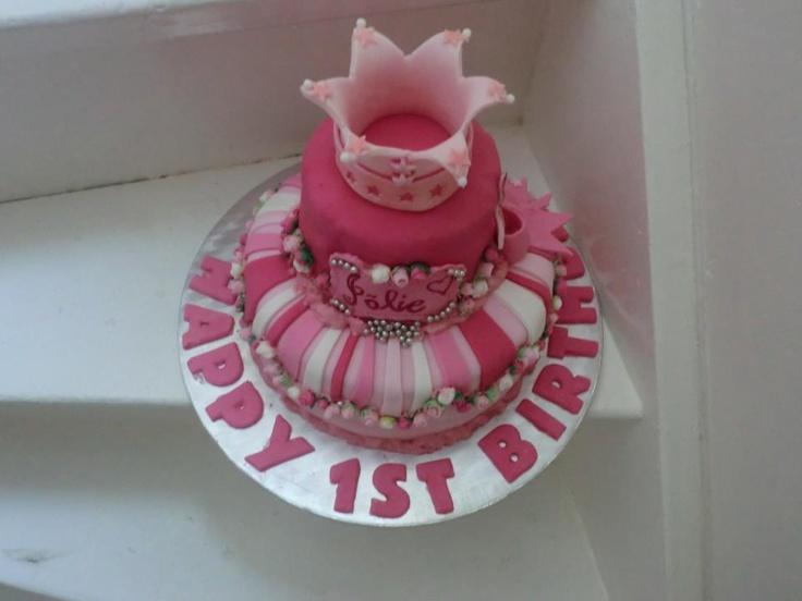 Princess Birthday Cake Images