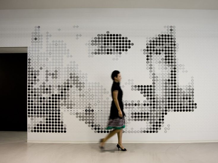 pictures gensler chicago office architizer wall design e