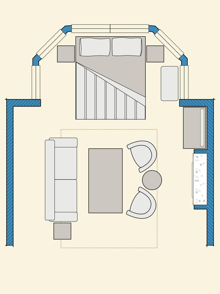 Bedroom Floor Plans. Best 25  Large bedroom layout ideas on Pinterest   Model home