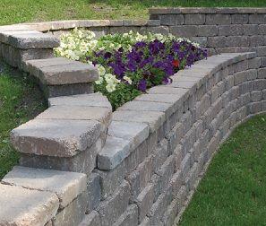 keystone patio pavers designs 25 best Retaining Walls images on Pinterest | Retaining
