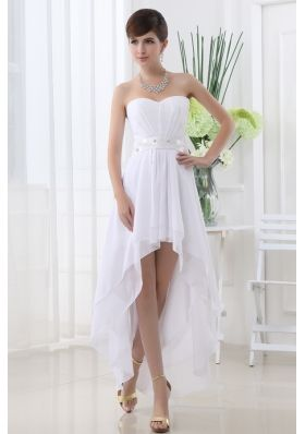 Unique wedding dresses high low Google Search