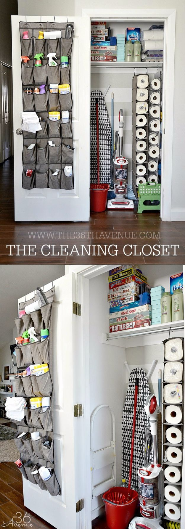 Best Organizing Ideas For The New Year   DIY Cleaning Closet Organization    Resolutions For Getting