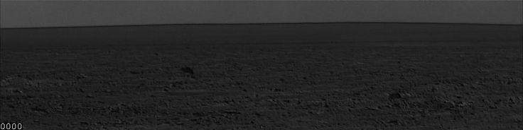 Dust Storm Moving Near Phoenix Lander #picoftheday