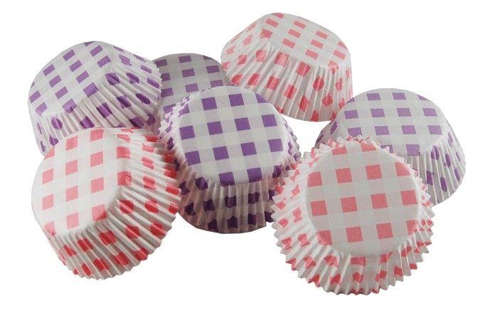 Baking cups 100 stuks  Description: Met deze leuke en vrolijke papieren baking cups maak je jouw heerlijke cupcakes af. Zorg voor een feestje op tafel! (100 stuks)  Price: 1.00  Meer informatie  #Jamin