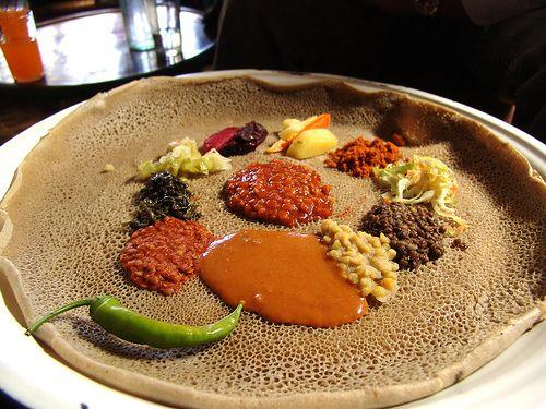 eritrean food - Google Search