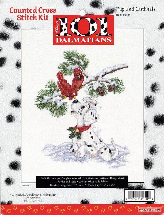 101 Dalmatians - Pup & Cardinals 5 of 5