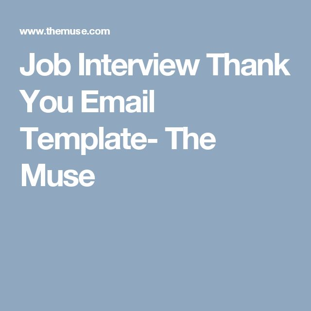 As 25 melhores ideias de Interview thank you email no Pinterest - thank you email template