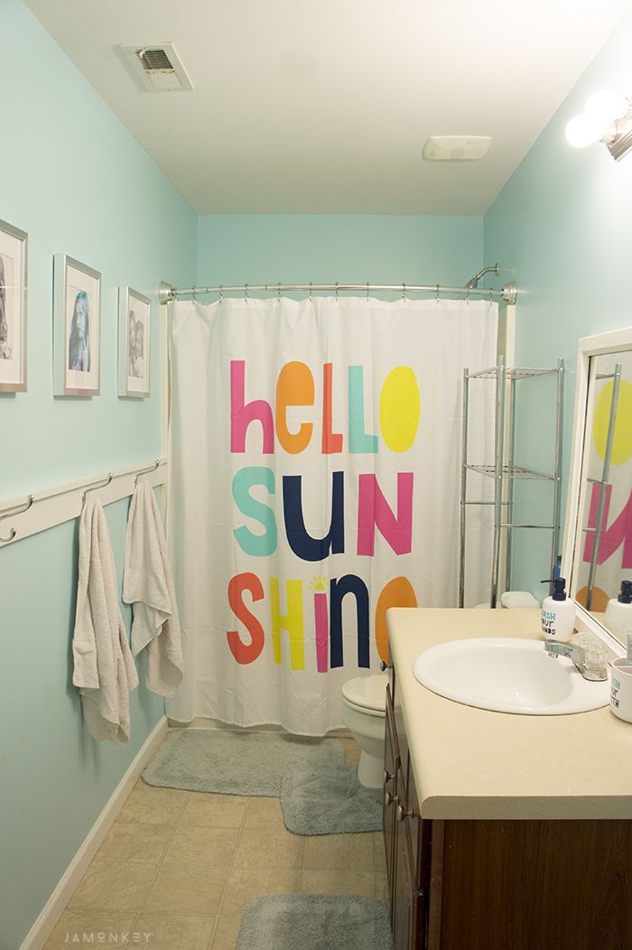 Funky Kids Bathroom – Bathroom Decor and Decorations