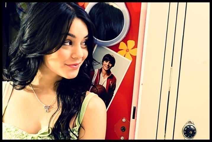 High School Musical 3 Zanessa