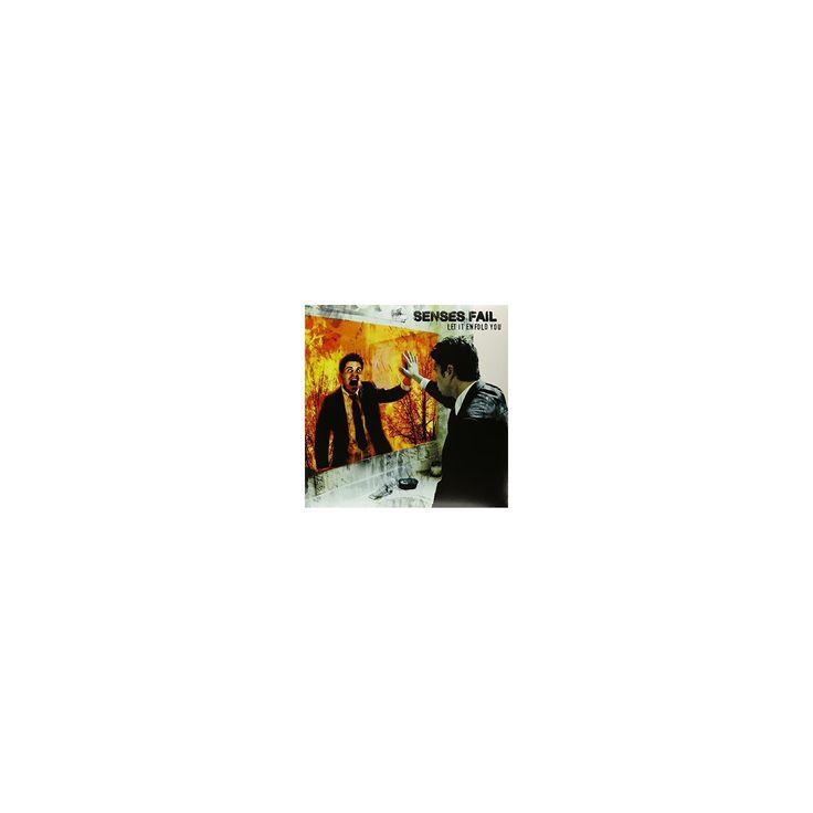 Senses Fail - Let It Enfold You (Black) (Vinyl)