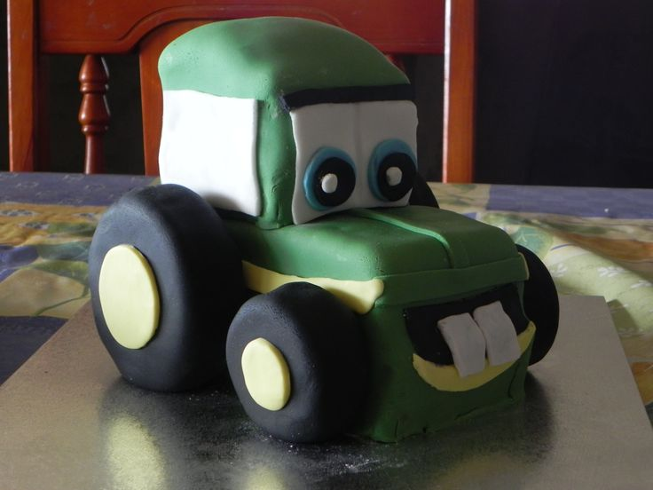 Vincents tractor