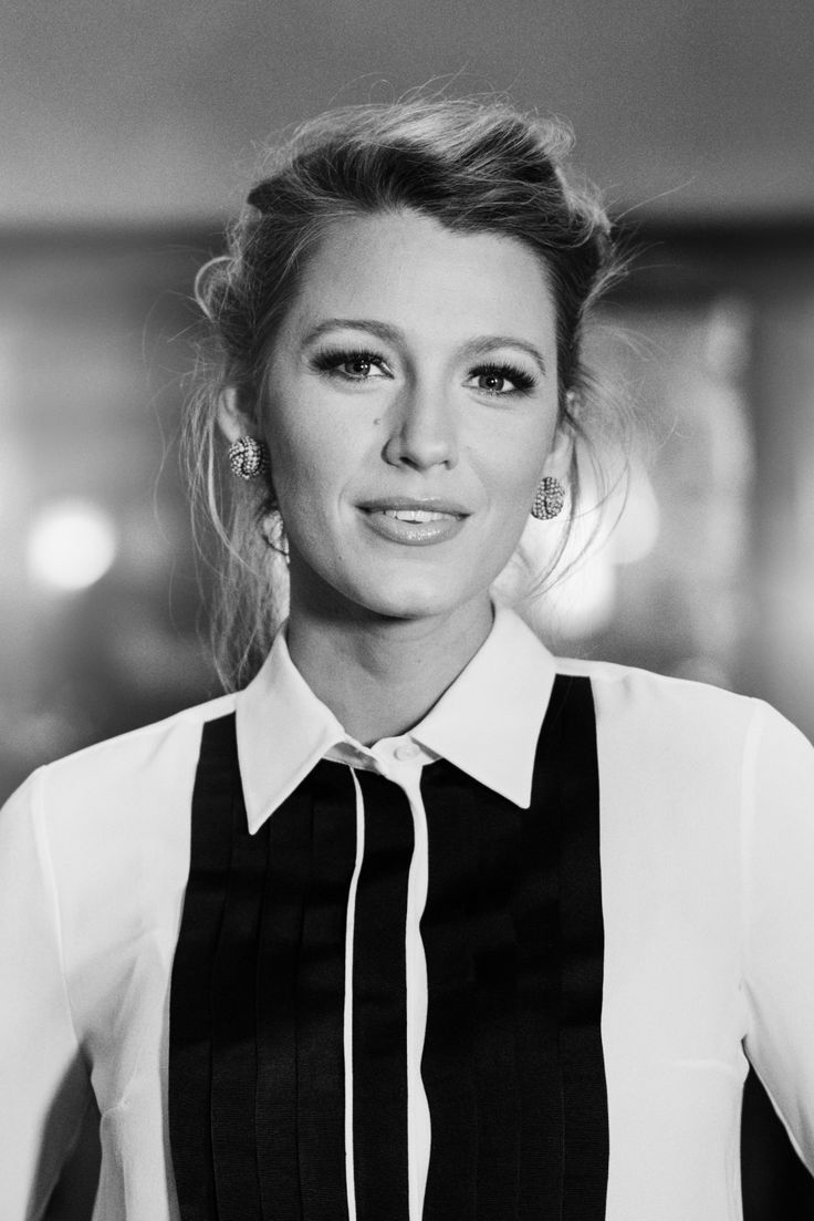 """""""When people really get to know me or I make jokes they're surprised by my dry humor. I think I'm Jason Bateman but people think I'm Serena van der Woodsen which is very confusing to them."""""""