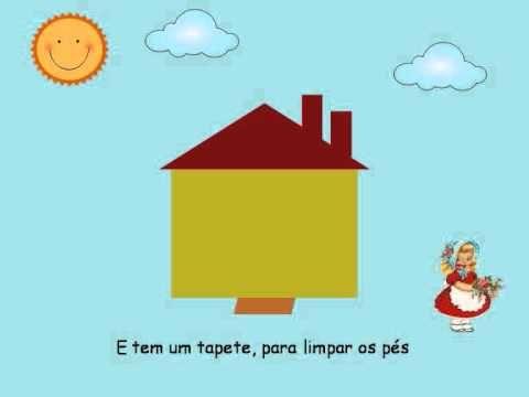 Músicas para o Jardim de infância - Tenho uma casa