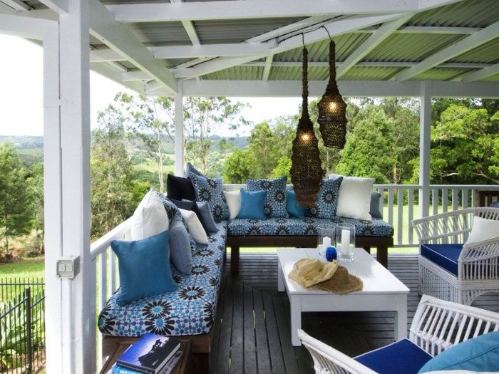 Queenslander-style home
