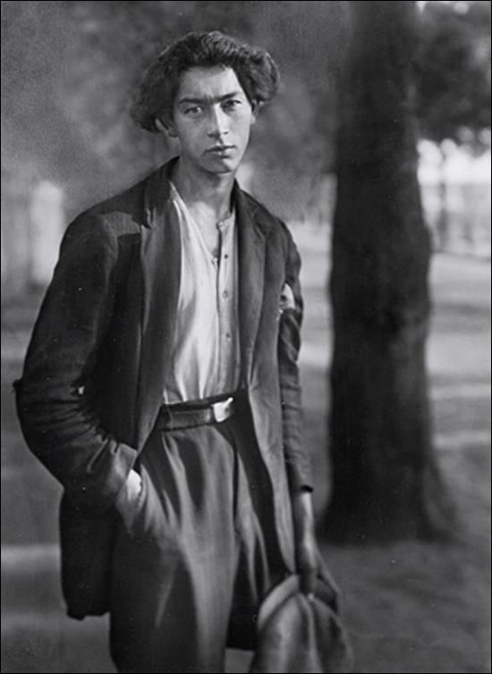 "NEW OBJECTIVITY: August Sander ""Gypsy"""