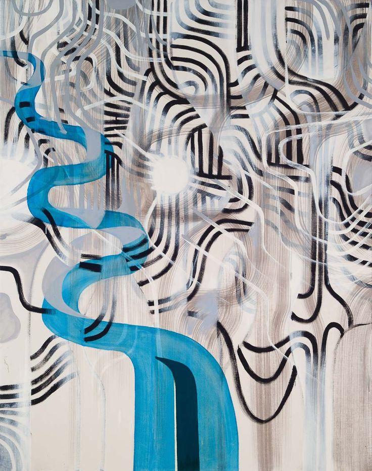 Confluence IV, 1965 by Bryan Wynter