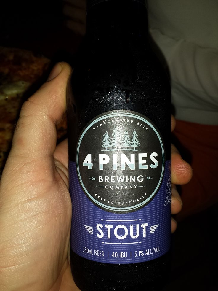 4 Pines Stout (Manly, Sydney, Australia) - What a great little brewery from an amazing part of the world pumping out some exceptional beers!