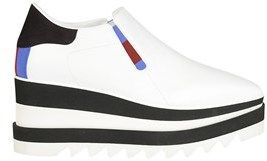 Stella McCartney Women's White Other Materials Slip On Sneakers.
