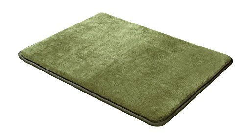 Memory Foam Bathrug  Sage (Green) Bath Mat and Shower Rug Large 20 x 32 Inches Non Slip Latex Free Plush Microfiber. Comfortable Beautiful and Maximum Absorbency. http://ift.tt/2jK87Ac