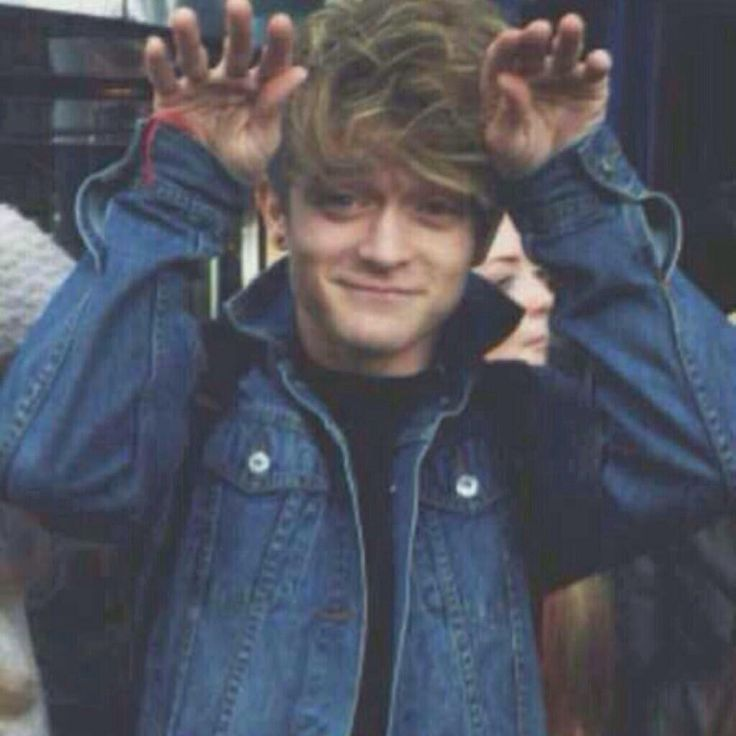 Connor Ball // The Vamps how can you not love him??
