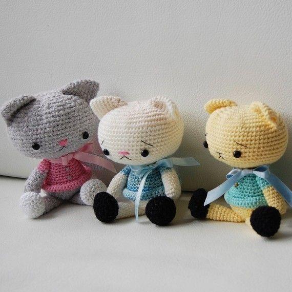 94 best images about amigurumi dolls on Pinterest