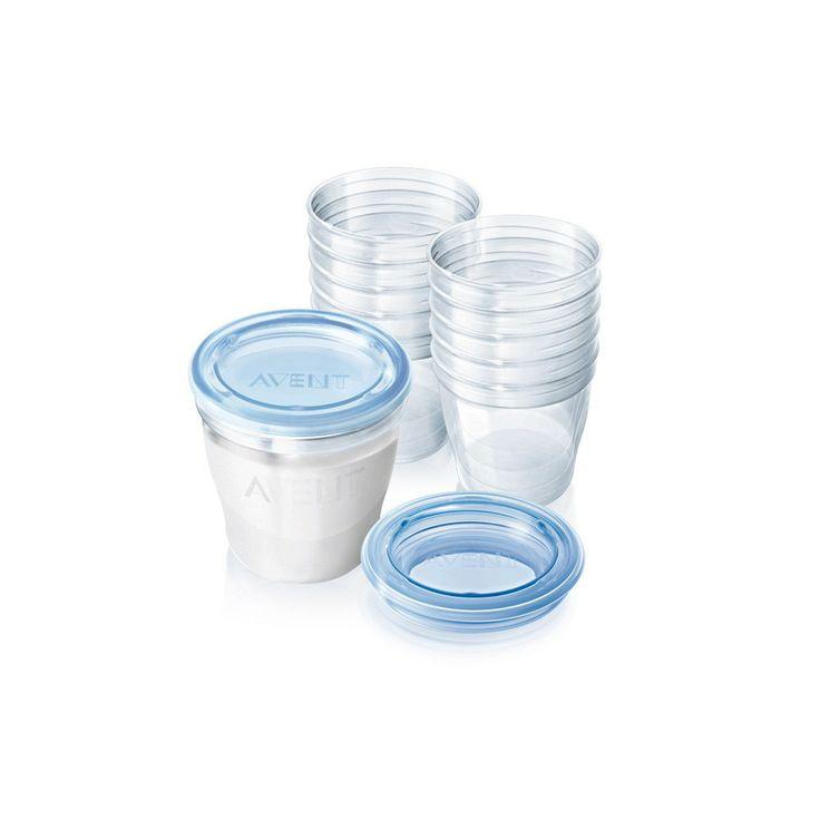 Avent Via Breast Milk Storage R280