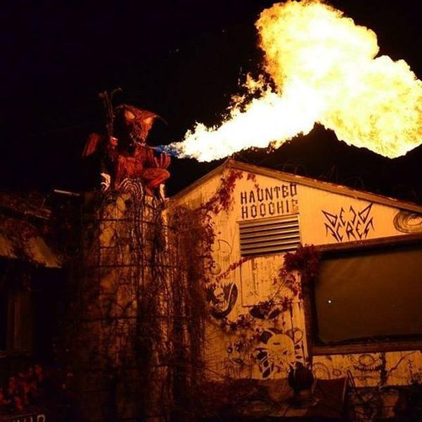 Haunted Hoochie at Dead Acres in Columbus, Ohio - 14 Terrifying Haunted Houses You Should Experience Before You Die