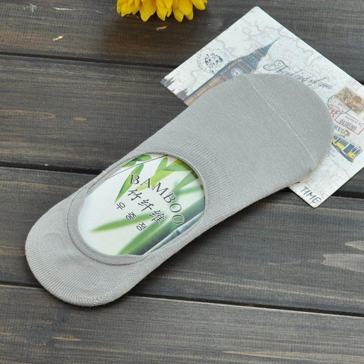 Men's Sock Slippers Non-slip Invisible Socks
