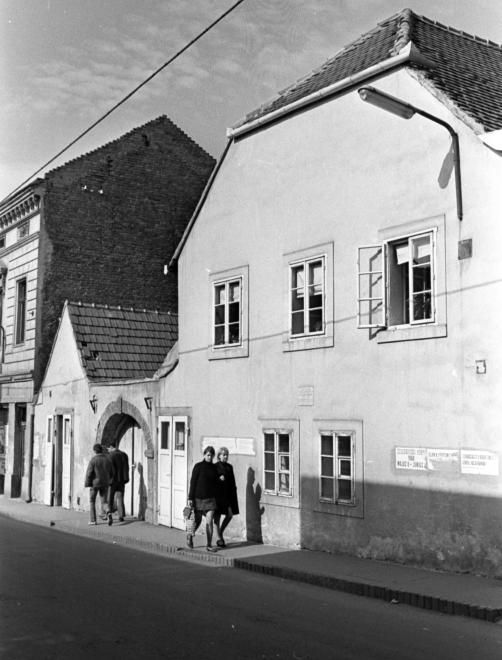Ferencesek utcája (Sallai utca) 24.