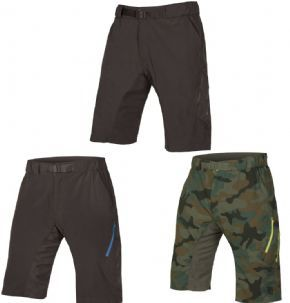 Endura Hummvee Lite Short 2 Super Lightweight All-rounderLightweight durable 4-way stretch fabricIncludes Clickfast™ detachable liner with 200 series padMesh panel for enhanced ventilationHand pockets and zipped cargo pocketDura http://www.MightGet.com/april-2017-1/endura-hummvee-lite-short-2.asp