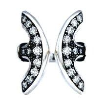HOORSENBUHS Sterling Silver & Diamond Revere Ring