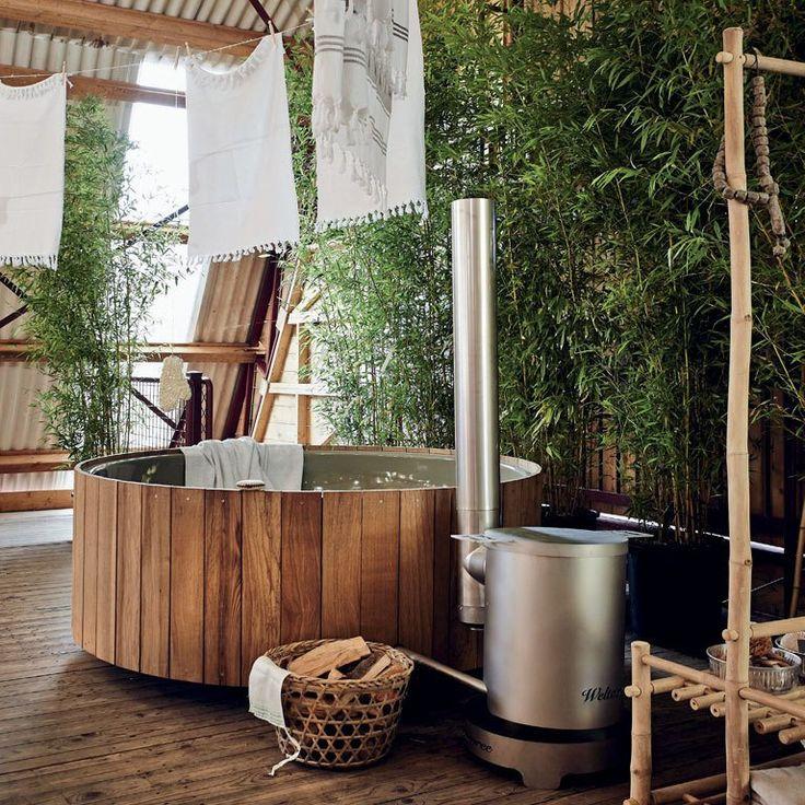 Dutchtub Wood Fired Hot Tub