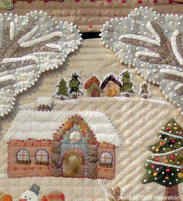 Quilt Inspiration: MERRY CHRISTMAS
