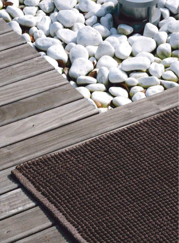 Loop - handmade rug, modern Italian design