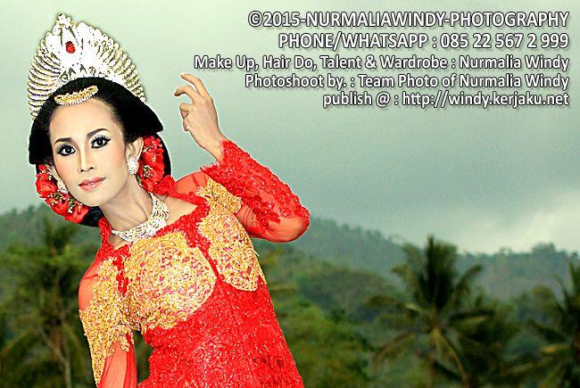 Nurmalia Windy - Fotografer Purwokerto | Windygraphy | Fotografer Wedding | Fotografer Prewedding: Saat Saya Nurmalia Windy Berbalut Kebaya Merah - T...