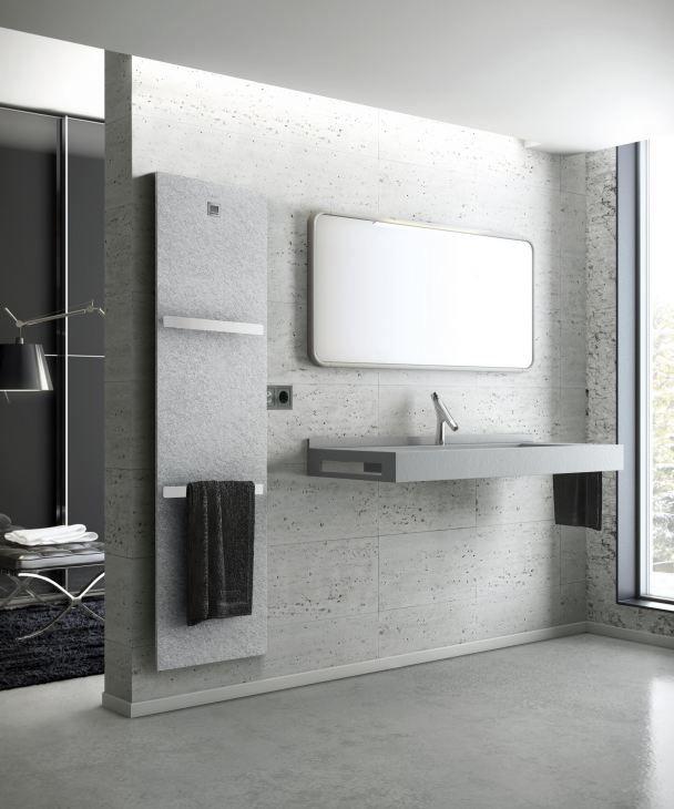 Fiora Radiator Vulcano Electric - Product in beeld - Startpagina voor badkamer ideeën | UW-badkamer.nl
