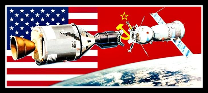 the soviet union and america outdo each other on the space race During the cold war the united states and the soviet union became engaged in a nuclear arms race they both spent billions and billions of dollars trying to build up huge stockpiles of nuclear weapons near the end of the cold war the soviet union was spending around 27% of its total gross national.