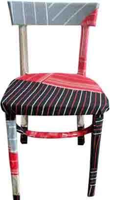 219 mejores im genes sobre muebles objetos espacios - Como forrar una silla de escritorio ...