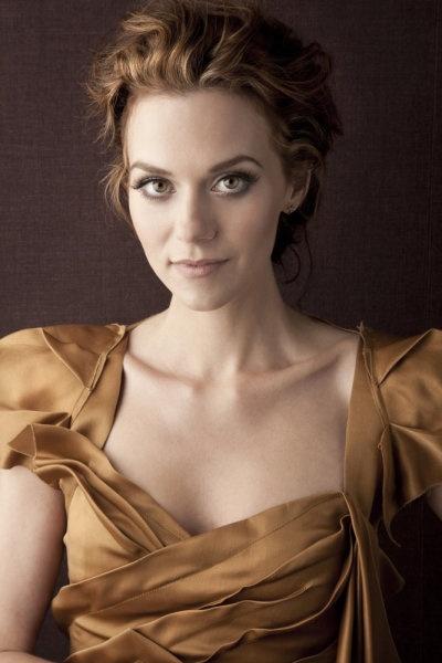 Sara Ellis from White Collar