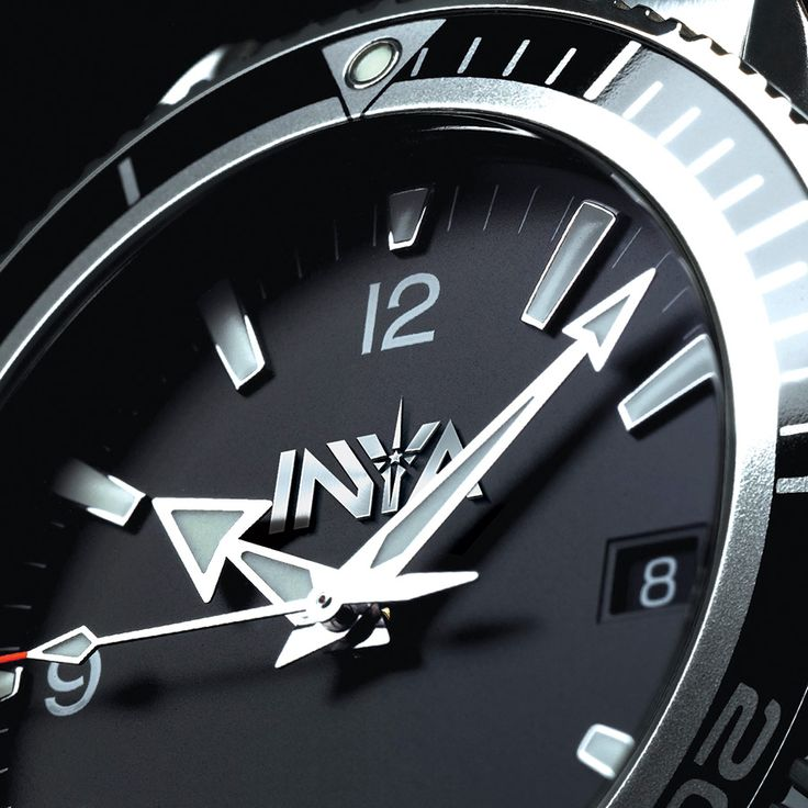 INYA COLLECTION | Logo Design (watch-f)