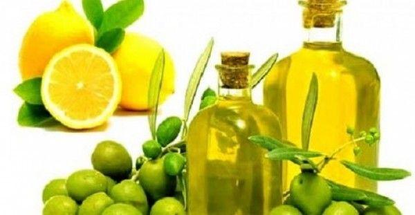 ΚΑΘΑΡΙΣΤΕ ΤΟ ΣΥΚΩΤΙ ΣΑΣ με ελαιόλαδο  και χυμό λεμονιού