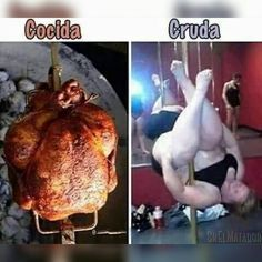 Ya está el almuerzo. Buen provecho. ... #Almuerzo #Pollo #Comida #foodporn #gordo #hambre #SrElMatador #ElSalvador #humor #SrElMatador http://www.srelmatador.com #Foto