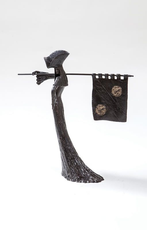 Philip Jackson: Maquettes | The Standard Bearer