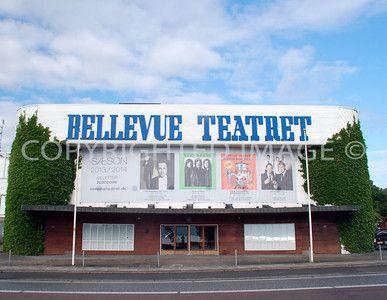 1930s Arne Jacobsen Bellevue Theater Klampenborg