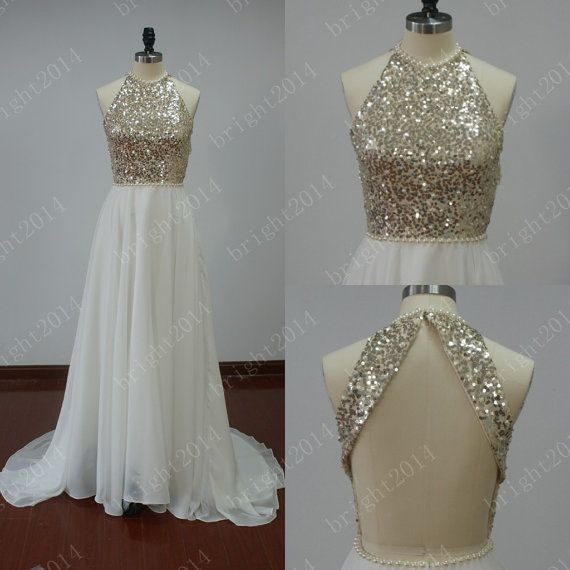 Prom Dresses 2014,Backless Prom Dress,Beaded Prom Dress,Prom Dresses,Party Dress,Evening Dress,Dress For Prom,Custom Made Sexy Prom Dress